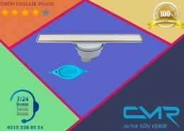 Lineer Duş Kanalı L4 CMR-BYS012
