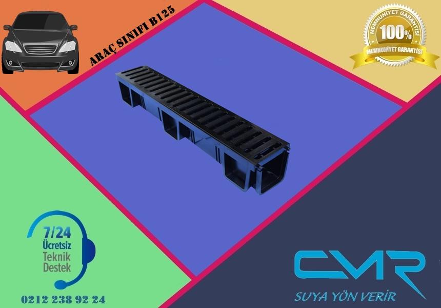 Polikarbon Kanal Polikarbon Izgara CMR-PLK018