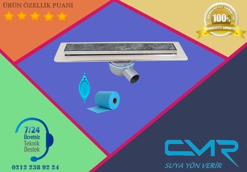 Seramik uyumlu duş kanalı CMR-BYS008