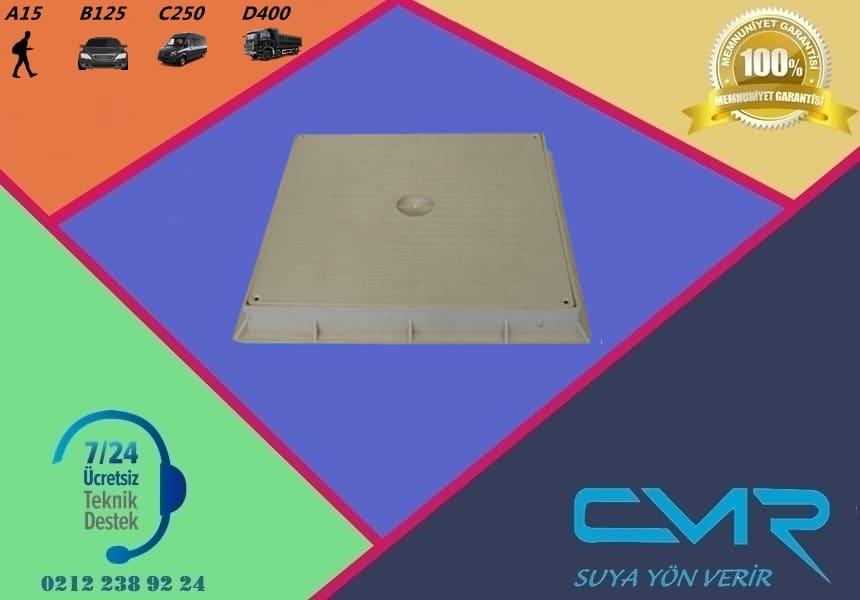 Plastik Rogar Kapağı CMR-PLK001