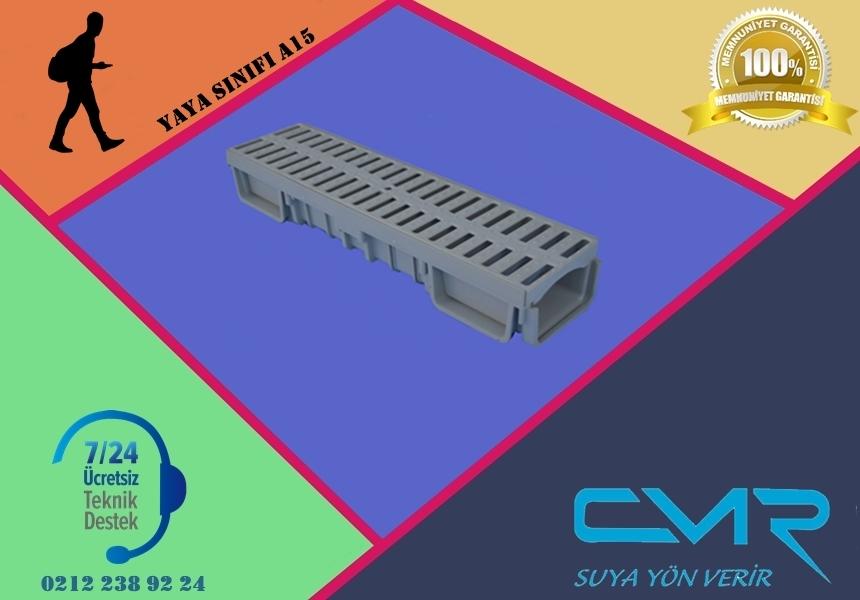 Pvc Kanal Pvc Izgara CMR-PVC02