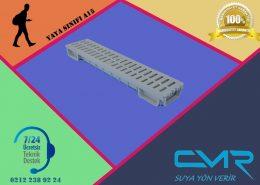 Plastik kanal ızgara CMR-PVC03