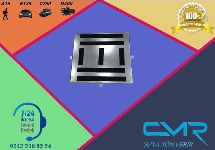 Galvaniz Rogar Kapağı CMR-GR001