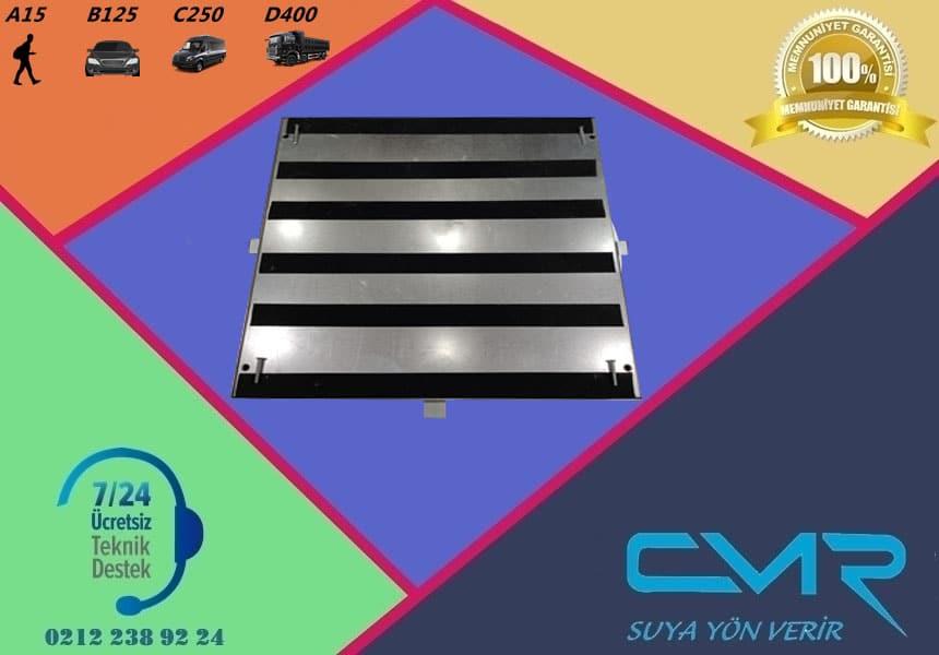 Galvaniz Rogar Kapağı CMR-GR002